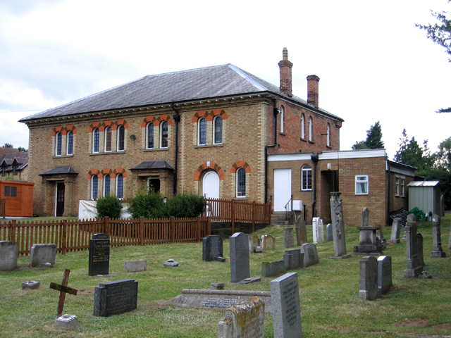 Baptist Church, Maulden, Beds