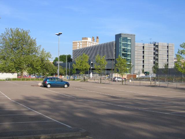 Addenbrooke's Hospital car parks, Cambridge