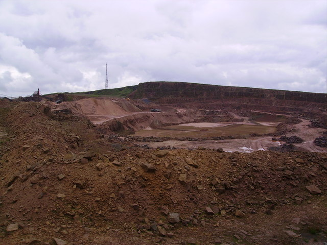 Waddington Fell Quarry