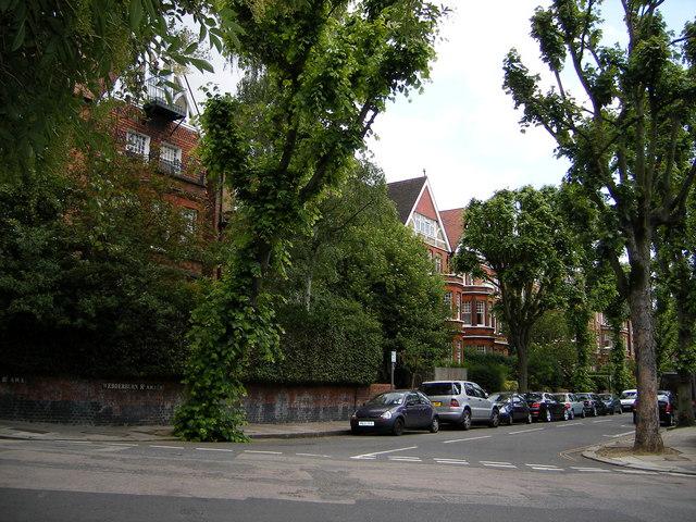 Wedderburn Road, West Hampstead