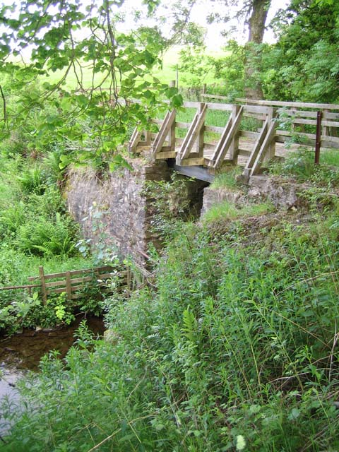 Bridge over Millstone Burn