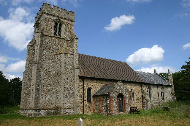 Depden Church