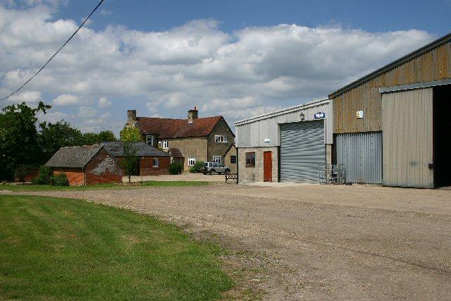 Elms Farm, Depden