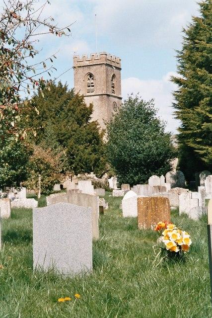 St James the Great church graveyard, Stonesfield