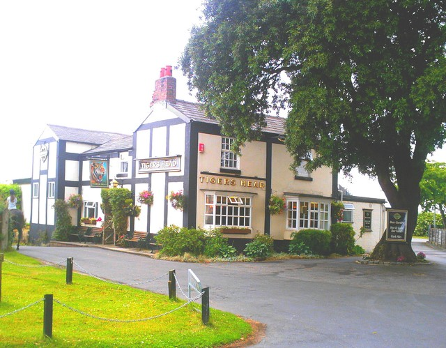 Tiger's Head Inn, Norley