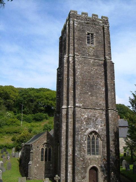 St Leonard's church, Halwell