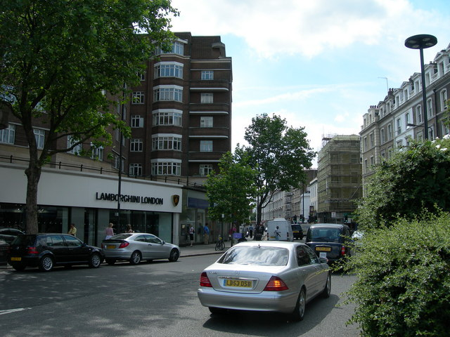 Old Brompton Road, SW7