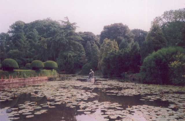Lake, Coombe Abbey