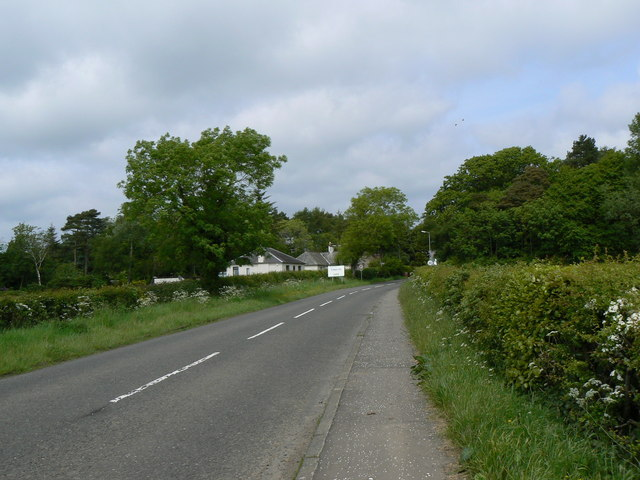 Symington village