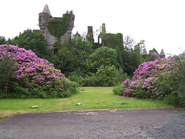 Drymen, Buchanan Castle