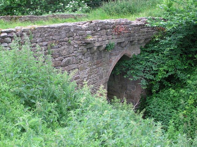 Chapel Bridge : Barforth.