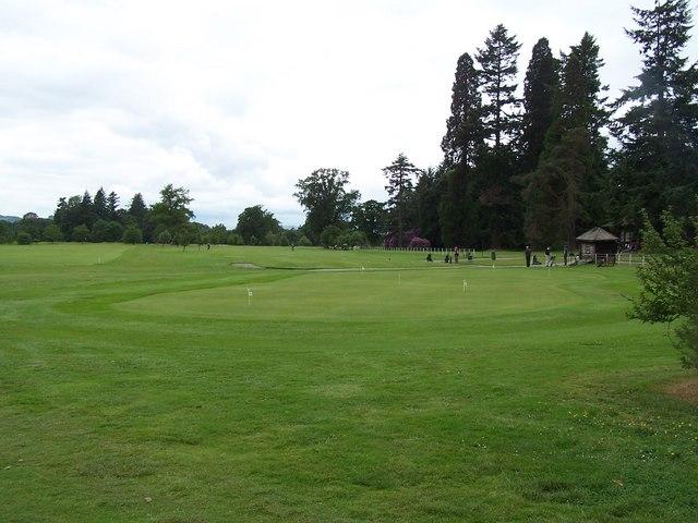 Drymen, Buchanan Golf Course