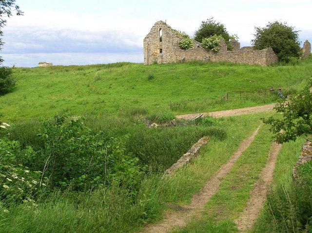 Barforth : Dovecote, Chapel, Bridge.