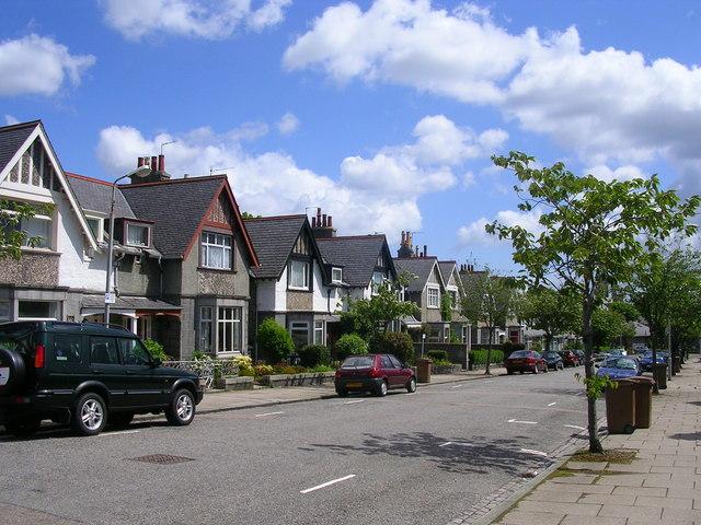 Whitehall Terrace, Aberdeen