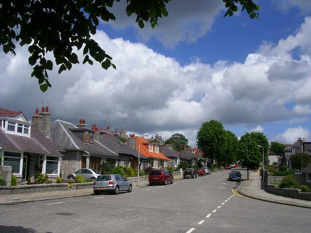 Craigie Park, Aberdeen