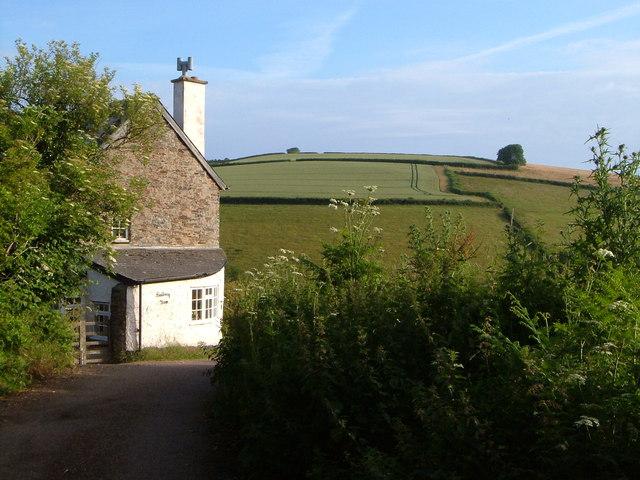 Barberry Farm, East Cornworthy
