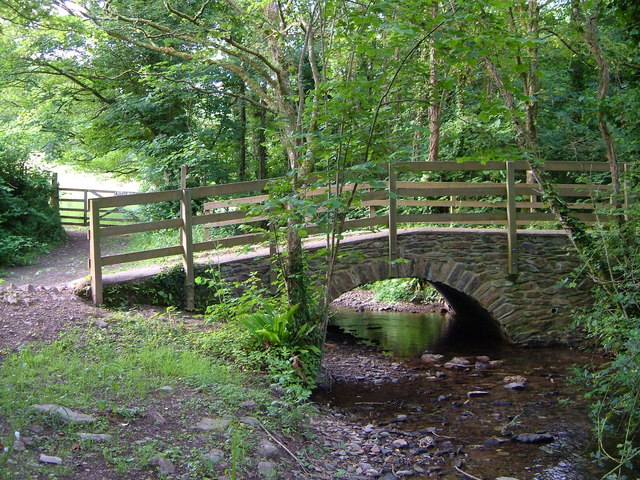 Barberry Water Bridge