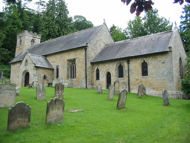 St Mary the Virgin Church, Ebberston (12th Century)