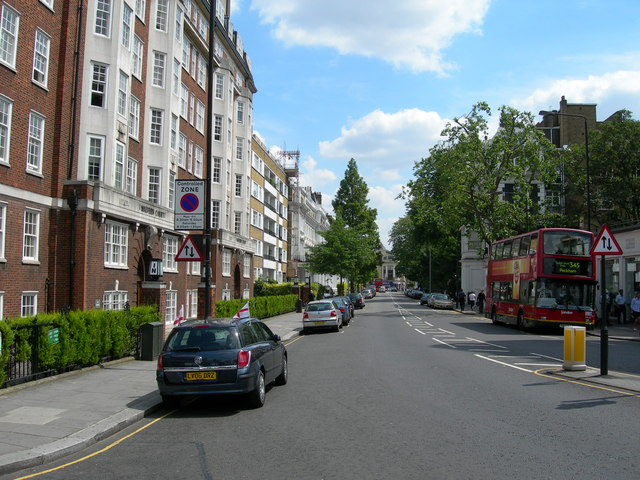 Onslow Square SW7