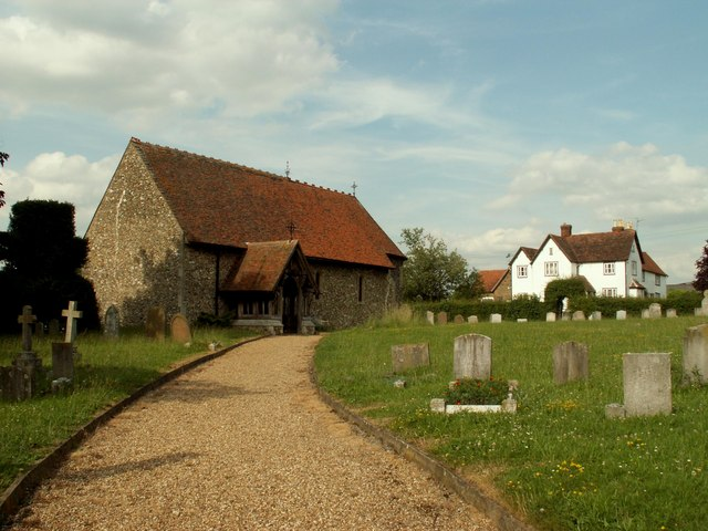St. Mary the Virgin church, Little Laver, Essex