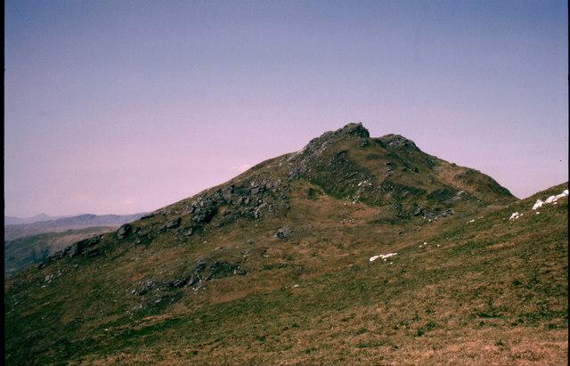South Ridge of Beinn an Lochain
