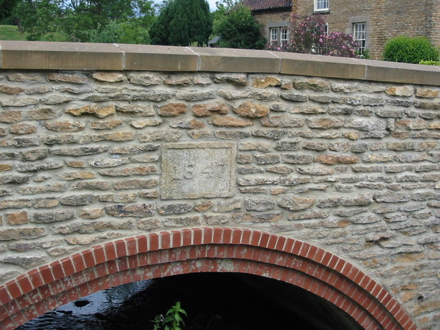 Detail of the beautifully restored bridge in Ruston