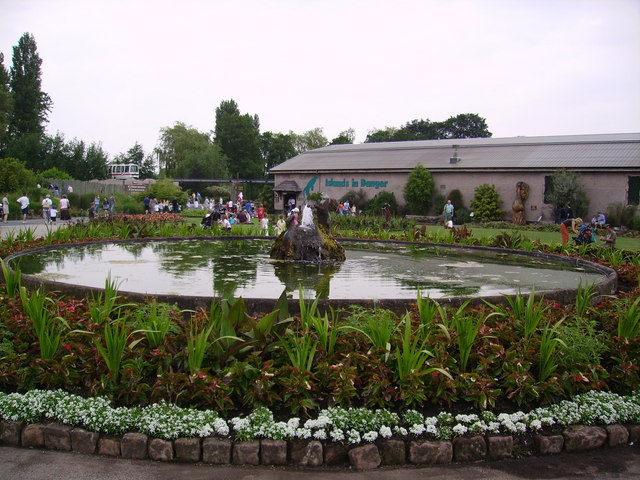 Fountain Chester Zoo