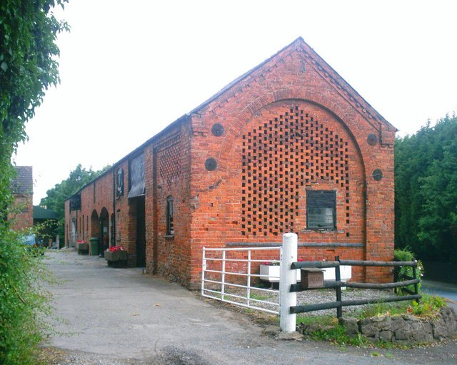 Farm Building, Crowton