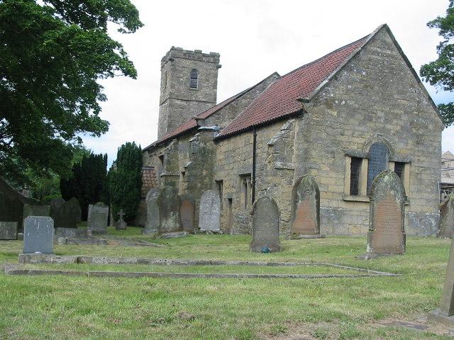 St John the Baptist Church at East Ayton