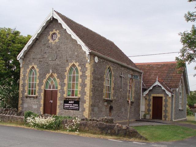 Aust Evangelical Church