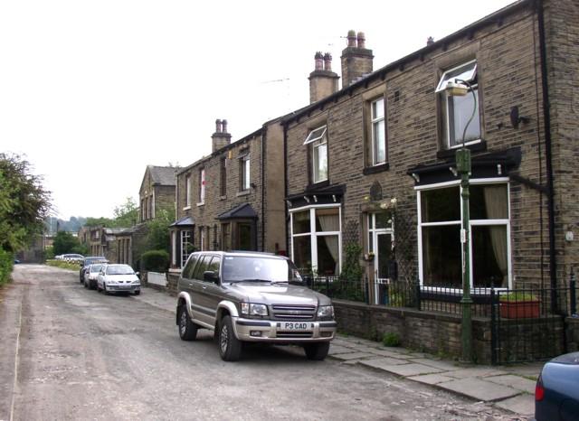 Oak Hill Road, Clifton