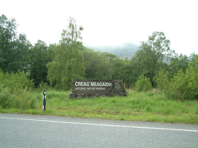 Creag Meagaidh nature reserve