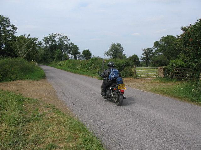 Lane to Easton