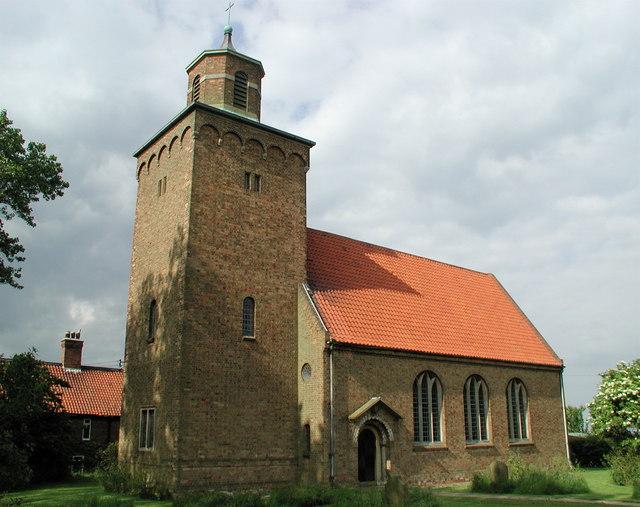 St. Margaret's Church, Hilston