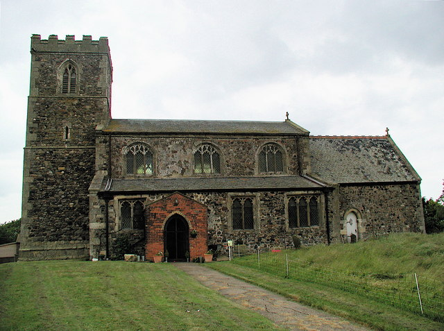 All Saints Church, Tunstall