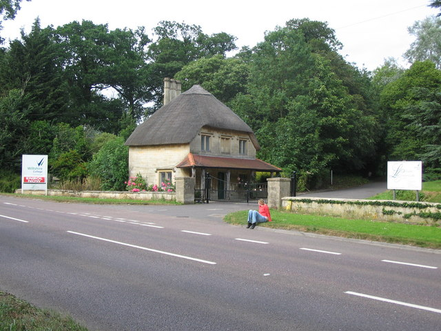 Lackham Lodge