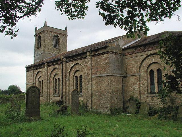 St. Mary's Church, Rimswell