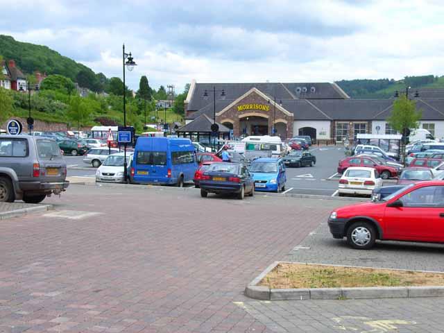 Morrison's, Brecon