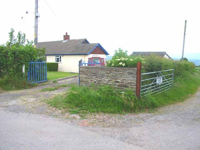 Berllan Bungalow, near Cantref