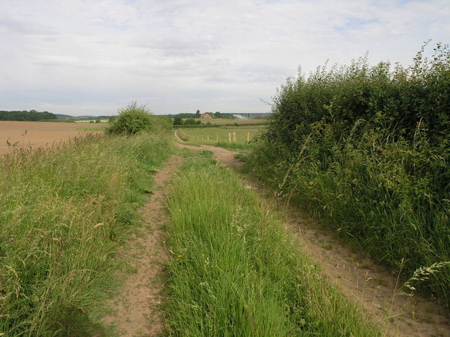 Bridleway and Farm