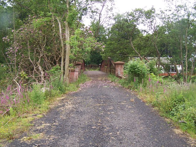 Drymen, Buchanan Old House Bridge