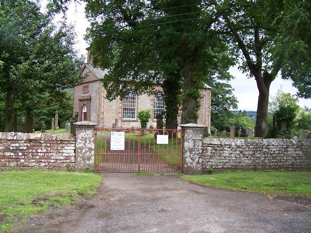 Drymen, Kilmaronock Church