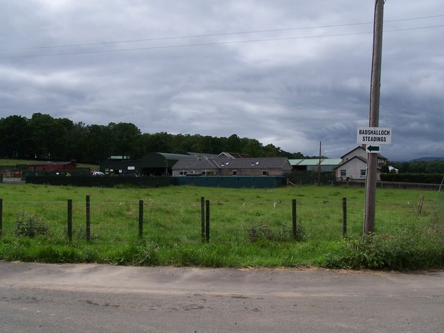 Drymen, Badshalloch Farm
