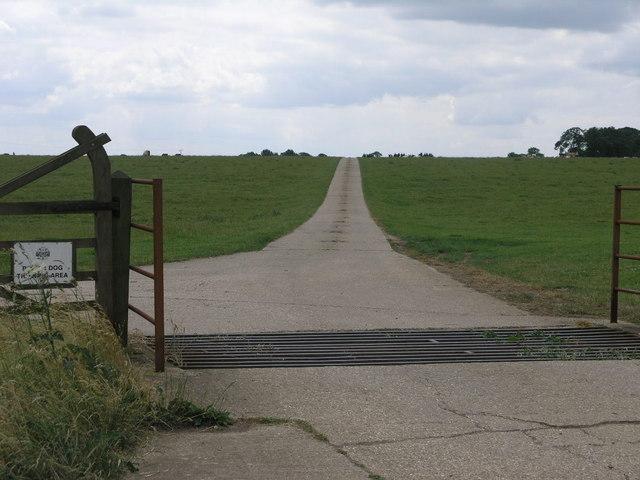 Concrete Road to the Horizon