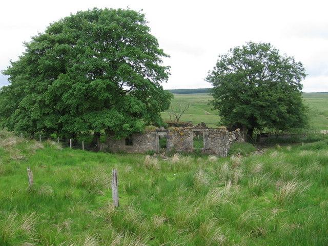 Greenburn ruin