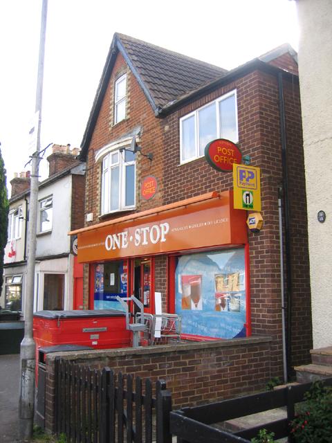 Post Office, Ditton, Kent