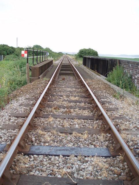 Severn beach railway