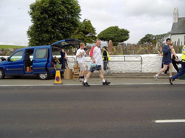 Parish Walk, Isle of Man