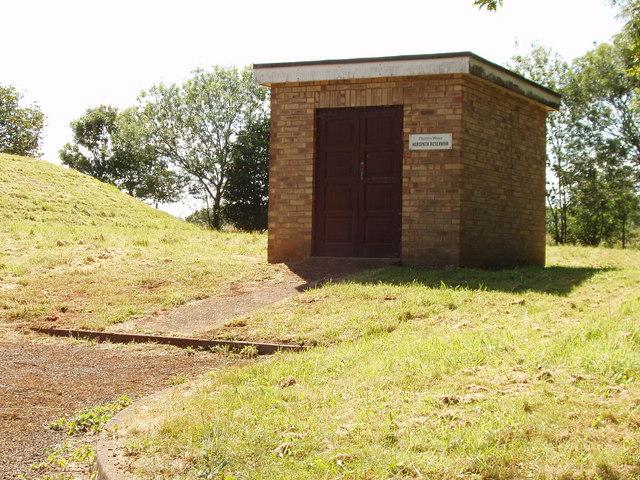 Horspath Reservoir