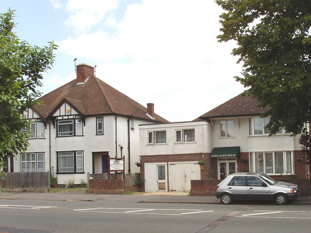Iffley Road, Oxford